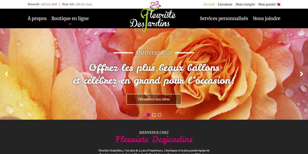 Fleuriste Desjardins
